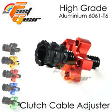 Clutch Cable Adjuster Fit Honda CBR600 F4i / F4 99 00 01 02 03 04 05-07