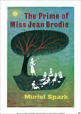 New The Prime of Miss Jean Brodie Muriel Spark Poster