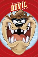 New Full Face Taz Looney Tunes Maxi Poster