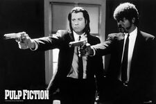 New Vincent Vega and Jules Winnfield Pulp Fiction Poster