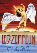 Led Zeppelin Swan Song Poster 61x91.5cm
