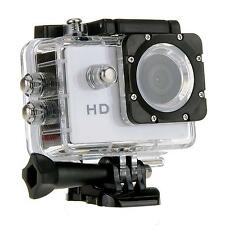 "HD 720P SJ4000 Style Waterproof 2/3"" CMOS 5.0MP Sports LCD Camera Camcorder DVR"