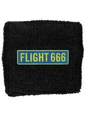 Iron Maiden Flight 666 Sweatband - NEW & OFFICIAL