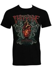 Bullet For My Valentine Temper Temper Mens Black BFMV T-Shirt