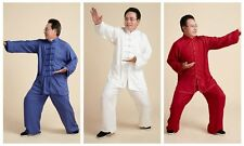 Suits New Arrival Chinese Traditional Men's Kung Fu Jacket Trousers M L XL XXL 3