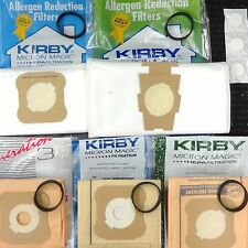 3 Kirby Vacuum Bags 1 Belt  3 Scent Tablets Sentria Ultimate G Diamond G6 G5 G4