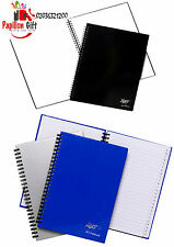 TIGER TWINWIRE A4 | A5 A-Z INDEXED NOTEBOOK RULED | PLAIN BOOK ADDRESS|TELEPHONE