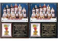Chicago Bulls 1992 NBA Champions Photo Plaque Michael Jordan Pippen