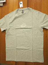 "Assos T-Shirt Corporate ""Sponsor Yourself"" Grey - Made In Italy - NEW WITH TAGS"