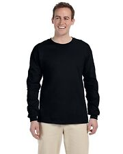 4930 Fruit of the Loom 5 oz. 100% Heavy Cotton HD® Long-Sleeve T-Shirt SIZE S-3X