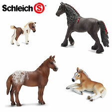 SCHLEICH World of Nature Farm Life HORSES A to H - Choice of 39 all with Tags