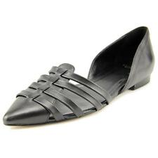 Cole Haan Jitney Flat   Pointed Toe Leather  Flats