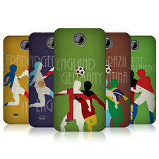 HEAD CASE DESIGNS FOOTBALL RIVALRIES HARD BACK CASE FOR HTC PHONES 3