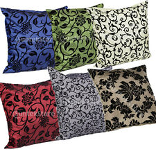 2x Sofa Couch Decorative Throw Pillow Case Slip Cushion Cover Pillowcase 43*43cm