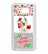 PET CHRISTMAS GIFT CUSTOM PHOTO CASE COVER FOR SAMSUNG GALAXY S7 S6 S5 NOTE 7 5