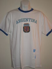 ARGENTINA Football Association  fan's ringer t-shirt
