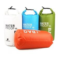 10L Outdoor Swimming Waterproof Dry Bag for Storage Mobile Phone Camera G9RX