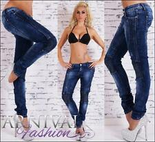 NEW hot WOMENS CLOTHING JEANS S M L XL XXL shop online LADIES SKINNY DENIM PANTS