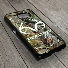 Real Tree Forest Browning Country Back Cover Case For Samsung Galaxy Smart Phone