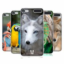 HEAD CASE DESIGNS FAMOUS ANIMALS HARD BACK CASE FOR APPLE iPOD TOUCH MP3