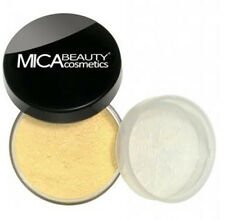 2X Mica Beauty  Mineral   Foundation MF-1 Porcelain +  FREE 4 EYE SHIMMER