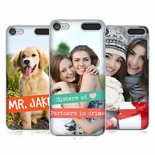 CREATE YOUR OWN CUSTOM HARD BACK CASE FOR APPLE iPOD TOUCH MP3