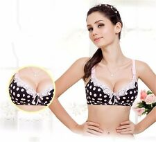 New Underwire Maternity Feeding Nursing Breastfeeding Bras Bra 34-42 B/C Push UP