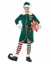 California Costumes Workshop Elf Holiday Christmas Santa Claus Costume 01555