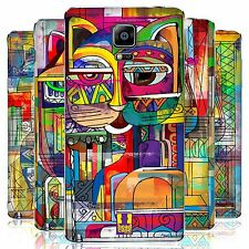 HEAD CASE DESIGNS AZTEC CAT REPLACEMENT BATTERY COVER FOR SAMSUNG PHONES 1