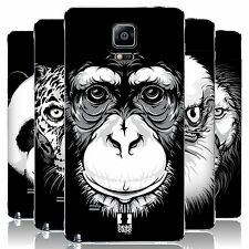 HEAD CASE DESIGNS BIG FACE ILLUSTRATED BATTERY COVER FOR SAMSUNG PHONES 1