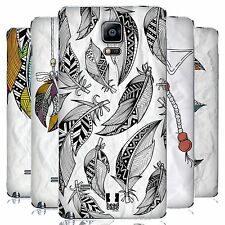 HEAD CASE DESIGNS TRIBAL FEATHERS REPLACEMENT BATTERY COVER FOR SAMSUNG PHONES 1