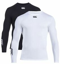 Canterbury 2015 Mens Cold Weather Baselayer Compression LS Crew Training Shirt