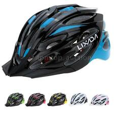Unisex Adjustable Helmet 24 Vents with Lining Pad MTB Bike Bicycle Helmet W42Y