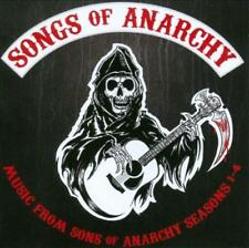 ORIGINAL SOUNDTRACK - SONGS OF ANARCHY: MUSIC FROM SONS OF ANARCHY SEASONS 1-4 [