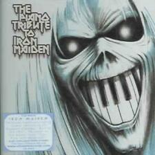 VARIOUS ARTISTS - THE PIANO TRIBUTE TO IRON MAIDEN USED - VERY GOOD CD
