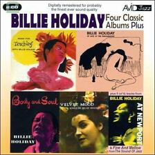 BODY AND SOUL/BILLIE HOLIDAY AT JAZZ AT THE [USED CD]