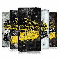 5 SECONDS OF SUMMER SOUND GOOD FEELS GOOD BATTERY COVER FOR SAMSUNG PHONES 1