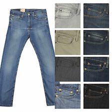 Levi's Men's 510 Skinny Fit Jeans Many Sizes Colors $68 Dark Blue Tan Grey Gray