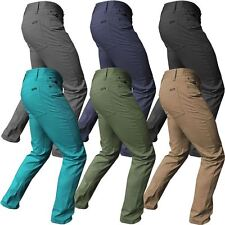 Oakley 50's Pant 2.0 Cotton Twill Slim Fit Mens Funky Golf Trousers