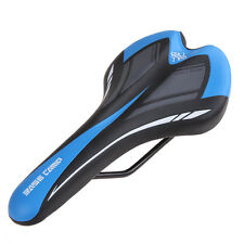 BaseCamp Outdoor Mountain Bike road Bicycle Cycling Soft Hollow Seat Saddles New