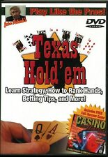 John Patrick's Texas Hold' Em  DVD New