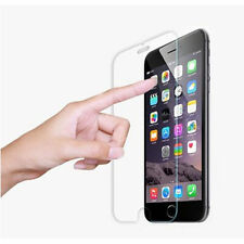 Front +Back Clear Hard Tempered Glass Set Screen Protector Film For iPhone Phone