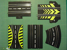 Artin 1:43 Slot Car Road Racing Track Parts Replace Upgrade Extend + Clips
