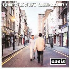 OASIS - (WHAT'S THE STORY) MORNING GLORY? USED - VERY GOOD CD