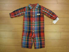 NWT Infant Boys Polo Ralph Lauren Outfit (Retail $45.00)