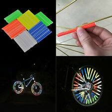 Stylish Cool Reflective Motorcycle Rim Strips Wheel Decal Tape Stickers Car Bike
