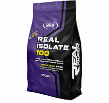 Real Pharm WPI Whey Protein Powder Isolate 1800g 1,8kg Lean Muscle Growth