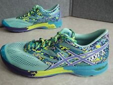 NWT $140. MSRP Womens asics Gel Noosa Tri 10 Athletic Running Shoes Style #T580N