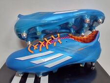 ADIDAS F50 ADIZERO XTRX SG FOOTBALL BOOTS SOCCER CLEATS BLUE