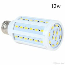 LED Corn Light Bulb SMD 5730 E27 E26 12W Power Warm White Lamp DC 12V Lot